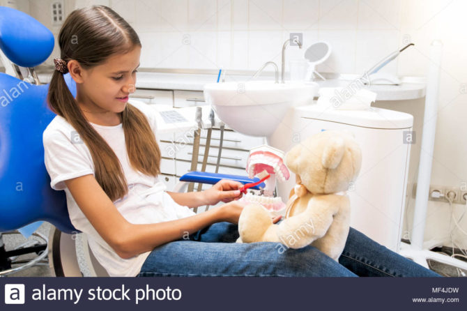 HOW TO HELP YOUR CHILD STAY CALM AT THE DENTIST??