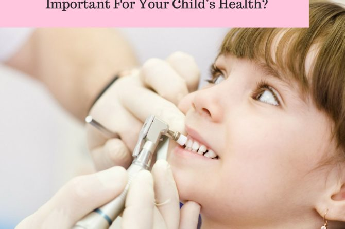 Why is it important to clean the teeth?
